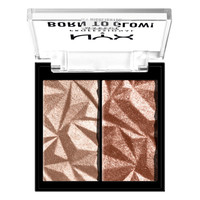 NYX Professional Makeup Born to Glow Icy Highlighter Duo High Key Flex