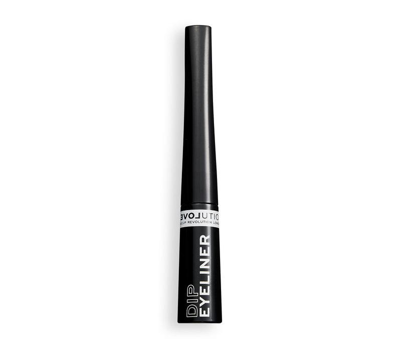 Revolution Relove Dip Eyeliner Black