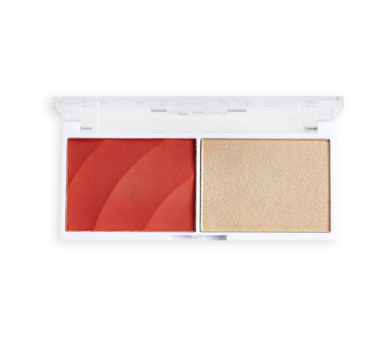 Revolution Relove Colour Play Blushed Duo Daydream