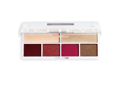 Revolution Relove Colour Play Believe Shadow Palette