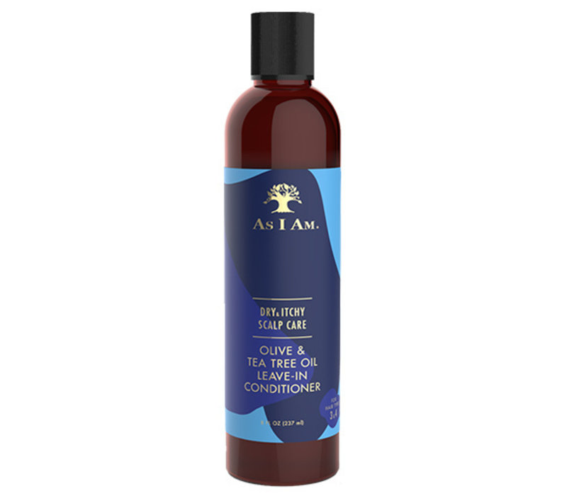 As I Am Dry & Itchy Scalp Care Leave In Conditioner
