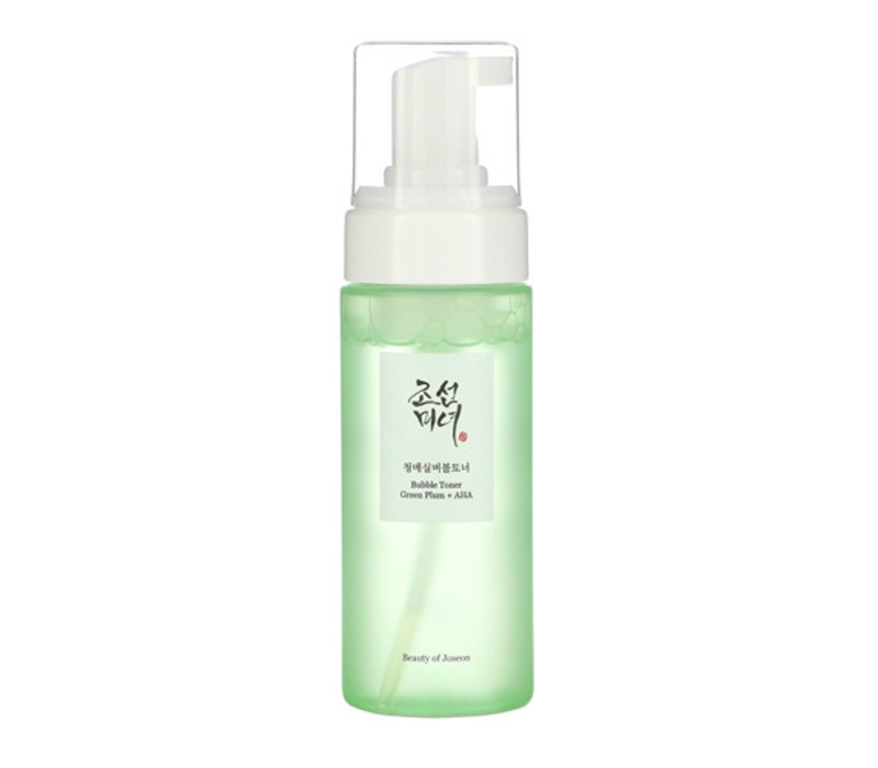Beauty of Joseon Green Plum AHA Bubble Toner