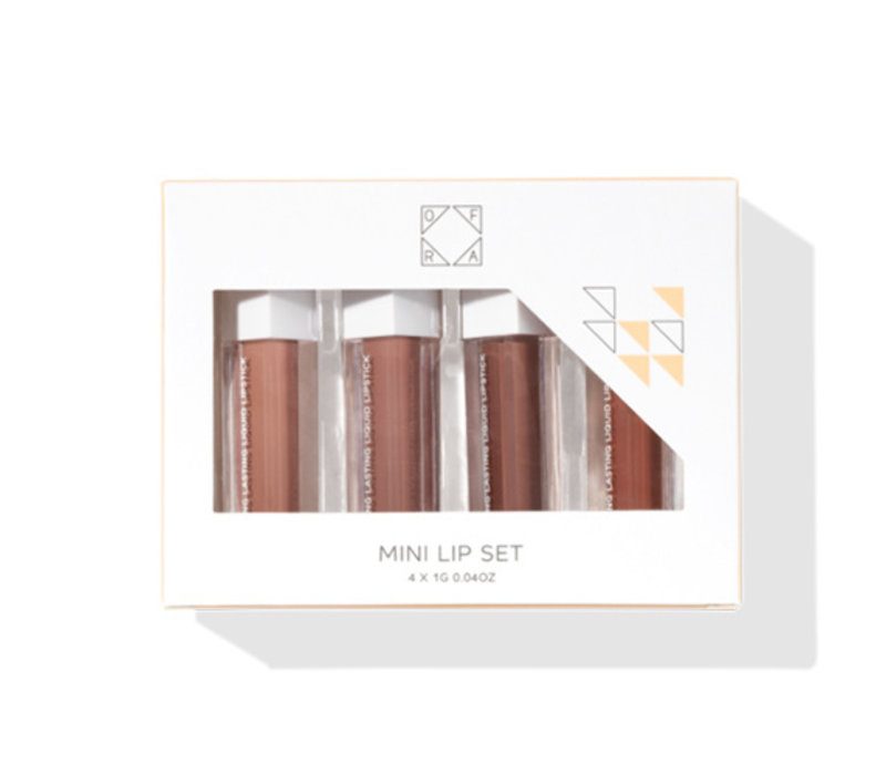 Ofra Cosmetics Everyday Nudes Vol 2 Mini Lip Set