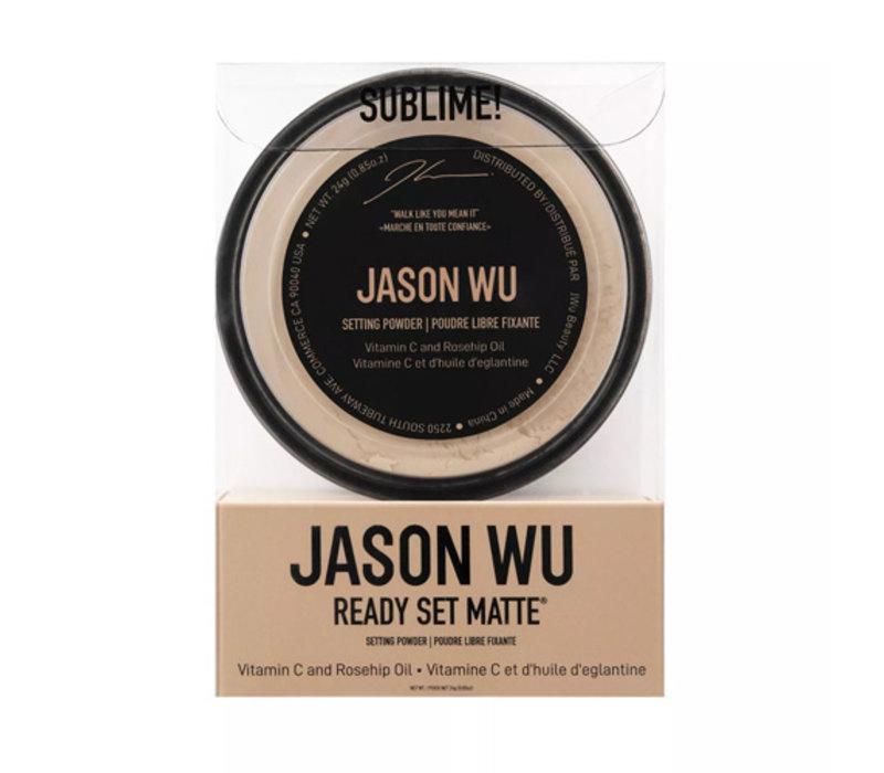 Jason Wu Beauty Ready Set Matte Translucent Banana