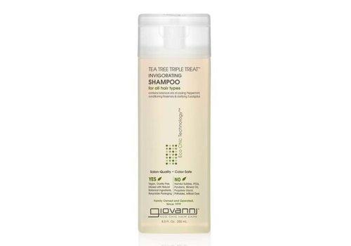Giovanni TeaTree Triple Treat Shampoo