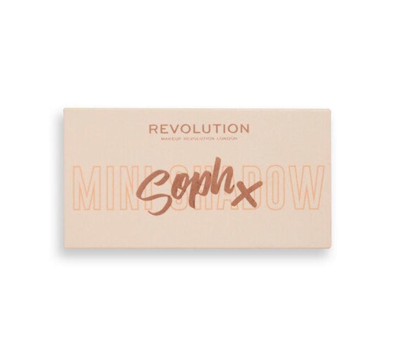 Makeup Revolution X Soph Mini Eyeshadow Palette