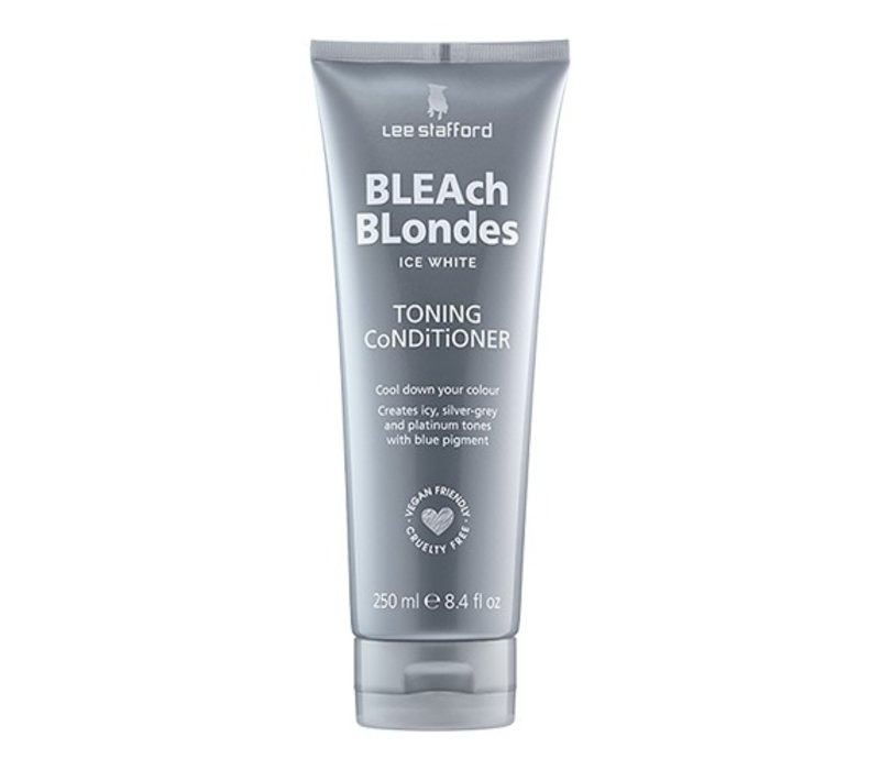 Lee Stafford Bleach Blondes Ice White Toning Conditioner