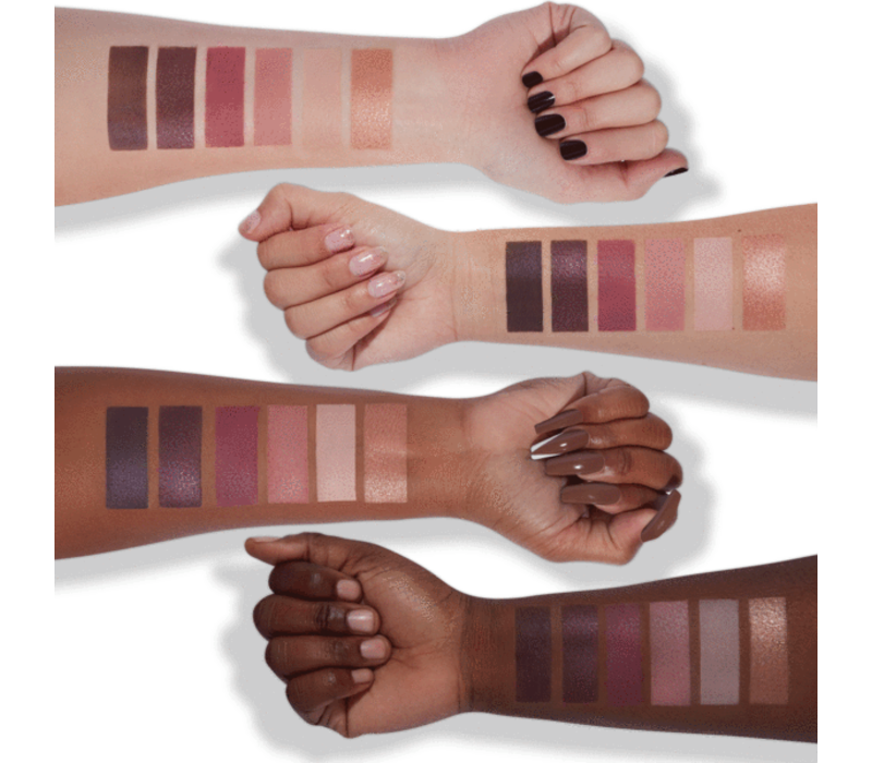 Milani Most Wanted Palettes 140 Rosy Revenge