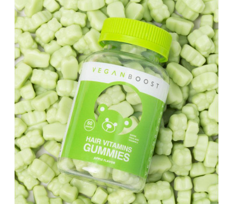 Veganboost Hair Vitamins Gummies