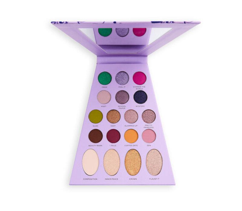 Makeup Revolution x Bratz Doll Palette Yasmin