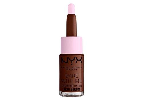 NYX Professional Makeup Bare with Me Luminous Tinted Skin Serum Deep