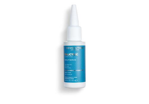 Revolution Hair Salicylic Acid Purifying Scalp Serum for Oily Dandruff