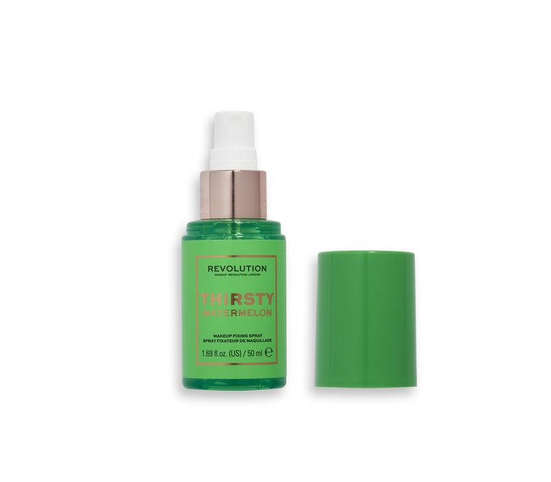 Makeup Revolution Neon Heat Thirsty Watermelon Hydrating Misting Spray