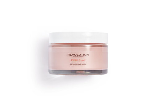 Revolution Skincare Pink Clay Detoxifying Face Mask Super Sized
