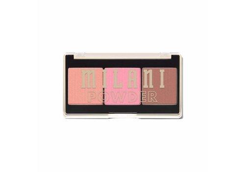 Milani Cheek Kiss Blush Palette 120 Powder