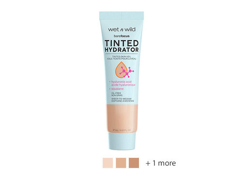 Wet n Wild Bare Focus Tinted Skin Perfector