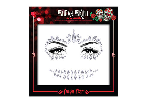 PaintGlow Face Jewel Sugar Skull