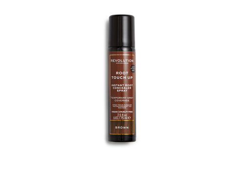Revolution Hair Root Touch Up Spray Brown