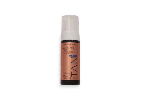 Makeup Revolution Glow Self Tanning Mousse Ultra Dark