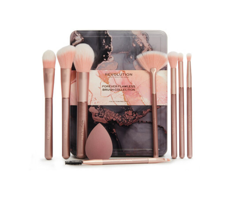 Makeup Revolution Forever Flawless Brush Collection