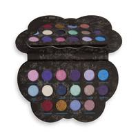 Corpse Bride x Revolution Butterfly Shadow Palette