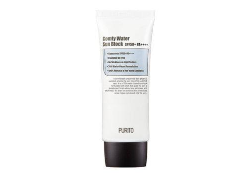 Purito Comfy Water Sun Block SPF19-29
