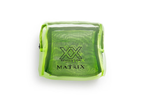 XX by Revolution Matrix Cosmetic Mesh Bag Set