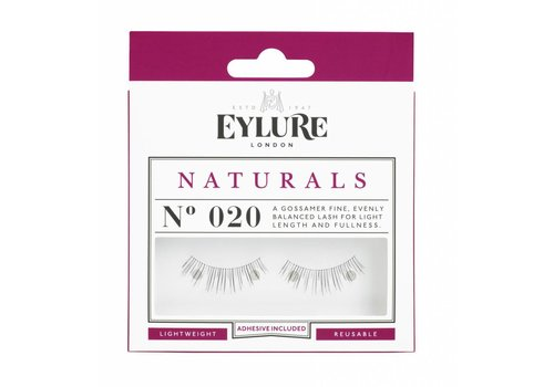 Eylure Wimpers Naturals 020