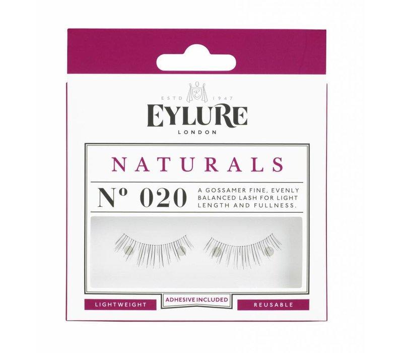Eylure Fake Lashes Naturals 020