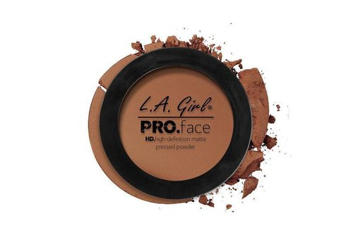 LA Girl Pressed Powder Cocoa
