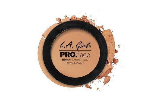 LA Girl Pressed Powder Warm Honey