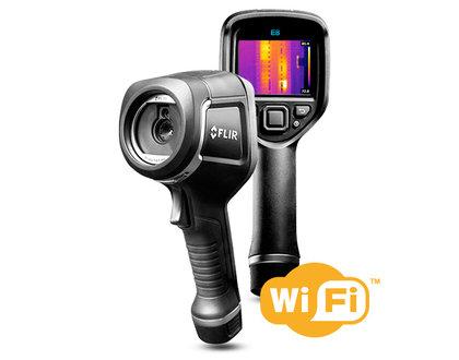 Flir FLIR E8XT WiFi warmtebeeldcamera 320x240 IR pixels