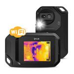Flir Flir C3-X warmtebeeldcamera voor gebouwinspectie met WiFi