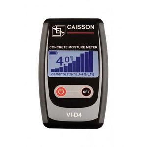 Caisson Elektronik Caisson VI-D4 vochtmeter
