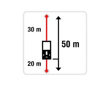Metrica Metrica Double 50m