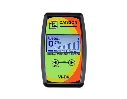 Caisson Elektronik Caisson VI-D6 houtvochtmeter