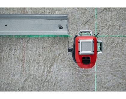 leica Leica Lino L6G 3x360° GROENE kruislijnlaser