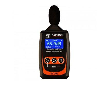 Caisson Elektronik Caisson SL-200 geluidsmeter
