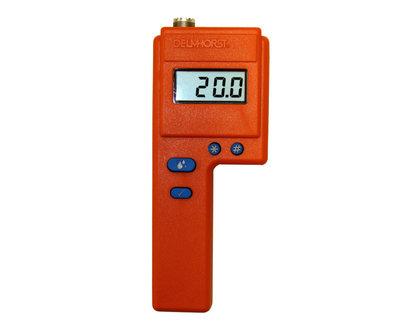 Delmhorst F2000/H digitale vochtmeter hop