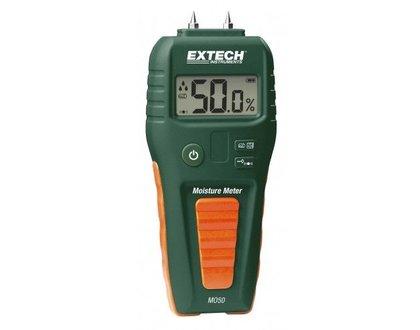 Extech Extech MO50 compacte vochtmeter voor hout en bouwmaterialen