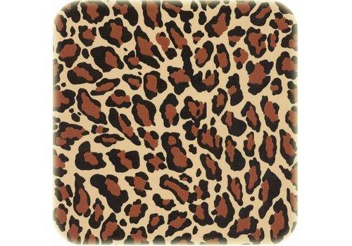MixMamas Tafelzeil Jaguar - Rol - 120 cm x 11 m - Bruin/Beige