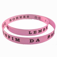 Bonfim lint Rol 43m - Licht Roze
