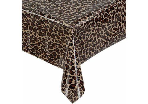 MixMamas Tafelzeil Jaguar - 120 x 200 cm - Bruin/Beige