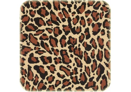 MixMamas Tafelzeil Jaguar - 120 x 300 cm - Bruin/Beige