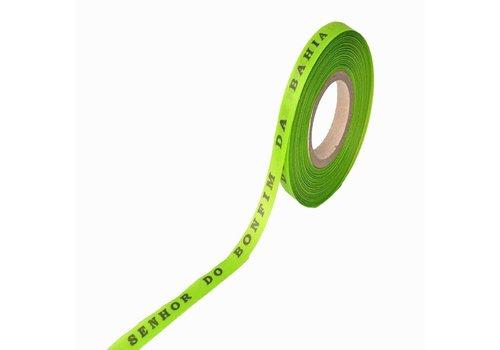 MixMamas Bonfim lint Rol 43m - Limoen groen