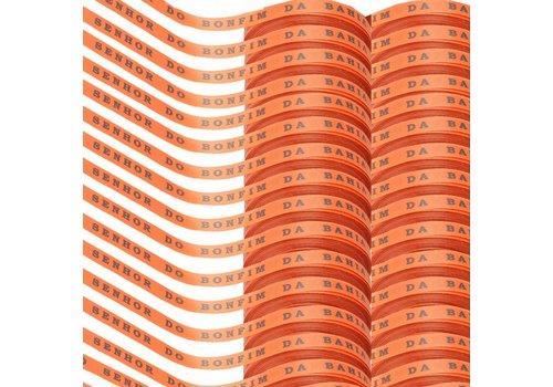 MixMamas Bonfim lint Rol 43m - Mulitpack 30 stuks - Oranje