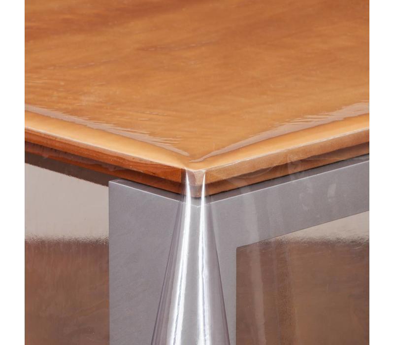 Transparant Rond Tafelzeil - Ø 170 cm - op koker