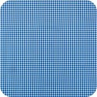 Mexicaans Tafelzeil Ruitje - 120 x 220 cm - Donkerblauw