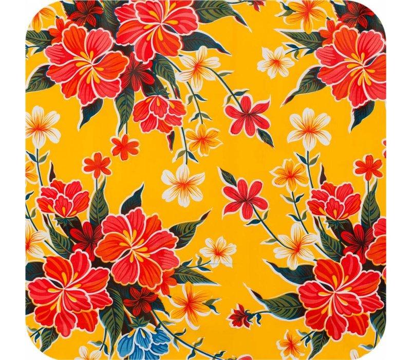 Mexicaans Tafelzeil Fortin - Rol - 120 cm x 11 m - Geel