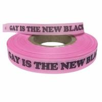 Bonfim rolletje Gay is the new black - Roze
